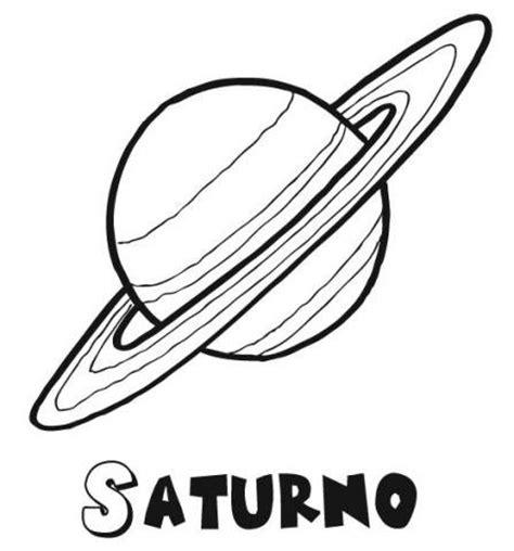 Dibujo de Saturno, imágenes de planetas y el espacio para ...