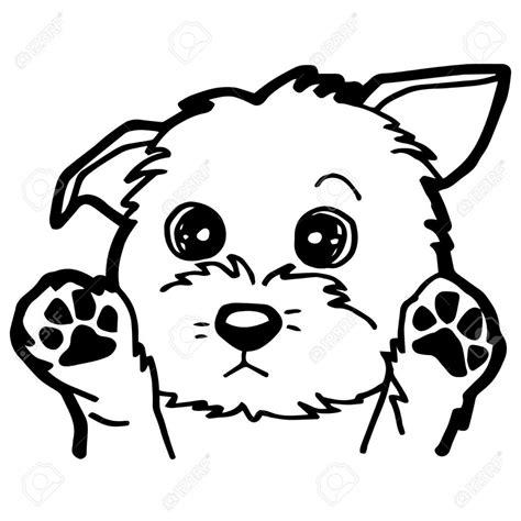Dibujo De Un Perro Para Colorear Affordable Dibujo De Un ...