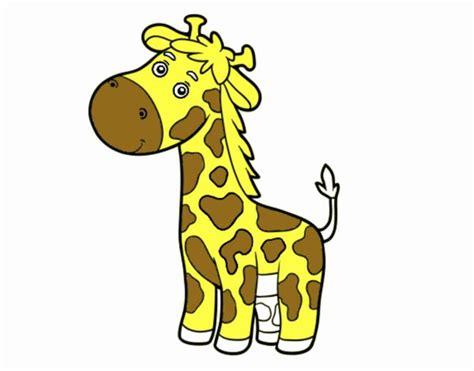 Dibujo de Una jirafa pintado por David102 en Dibujos.net ...