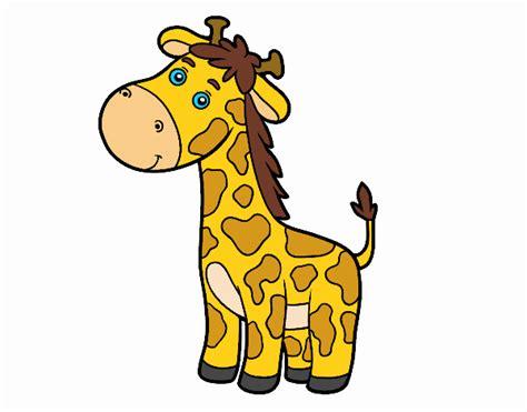 Dibujo de Una jirafa pintado por Hugo2 en Dibujos.net el ...