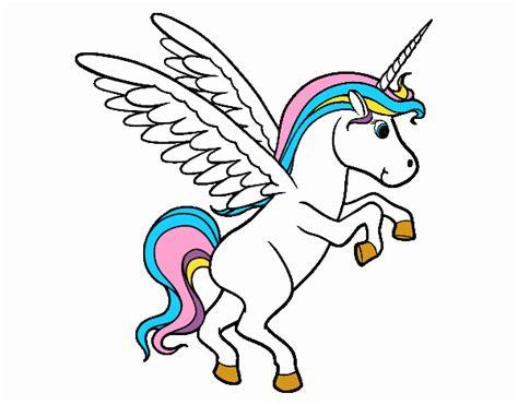 Dibujo de Unicornio joven pintado por Barbie02 en Dibujos ...