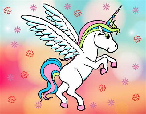 Dibujo de Unicornio joven pintado por Yuleiby en Dibujos ...