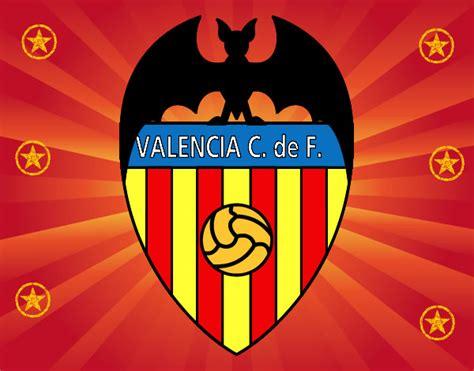 Dibujo de valencia club de fútbol pintado por Aceropuro en ...