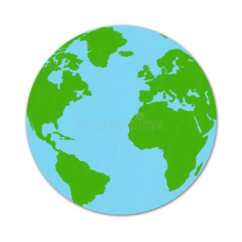 Dibujo del mapa del mundo stock de ilustración ...