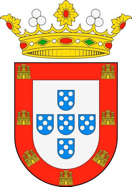 Dibujo HERÁLDICO: Ceuta