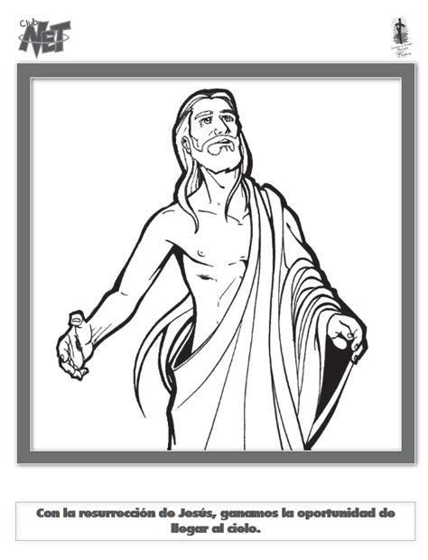 Dibujo Jesus resucitado   Imagui