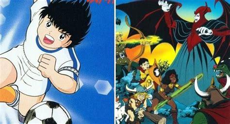Dibujos animados de los 80 >> 20 series imprescindibles de ...