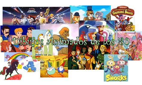 Dibujos animados de los '80