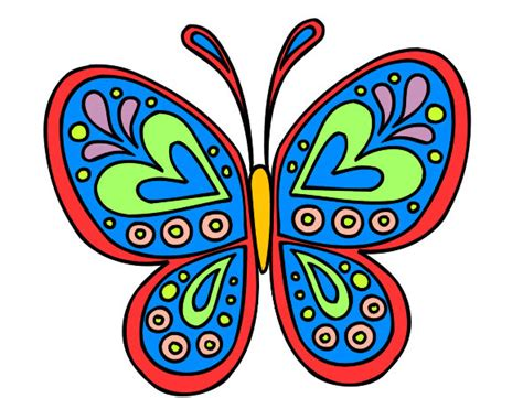 Dibujos Animados De Mariposas | Imagenes De Mariposas