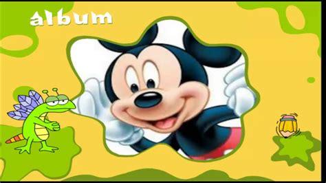 Dibujos animados infantiles de walt disney - YouTube
