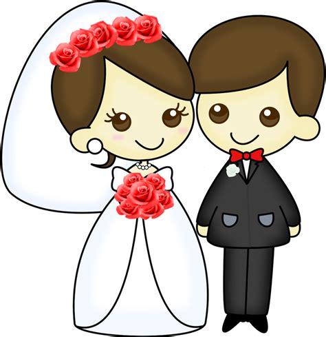 Dibujos. Clipart. Digi stamps - Wedding - Novios - Boda ...