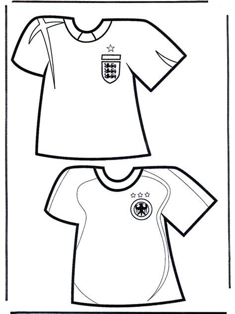 Dibujos colorear equipaciones futbol - Imagui