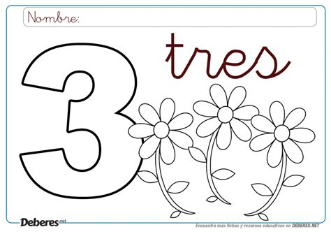 Dibujos Con Numeros Para Colorear E Imprimir ~ Ideas ...