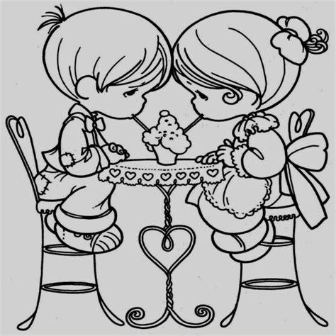 Dibujos De Amor Para Colorear Im Genes   Dibujos De Amor ...