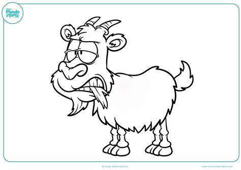 Dibujos de animales de granja para colorear   Mundo Primaria