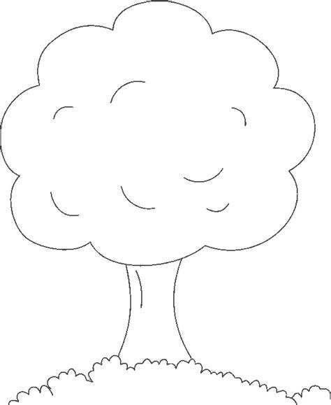 Dibujos de árboles para descargar, imprimir y colorear ...