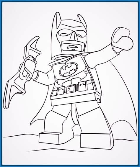 dibujos de batman y robin para colorear e imprimir ...