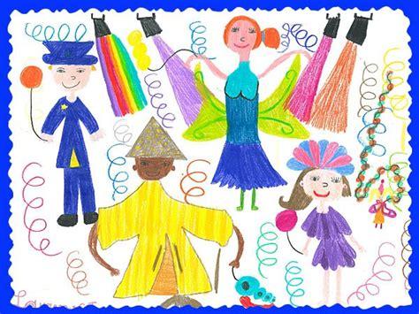 Dibujos de Carnaval para en concurso de Conmishijos.com ...