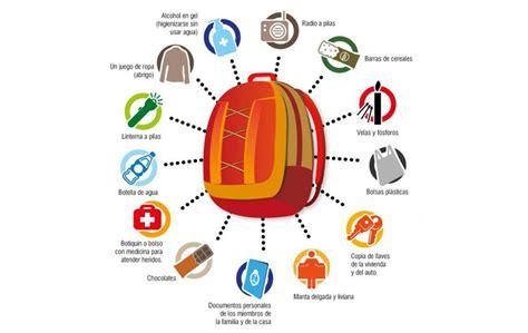 dibujos de como prevenir los desastres 5 acciones que ...