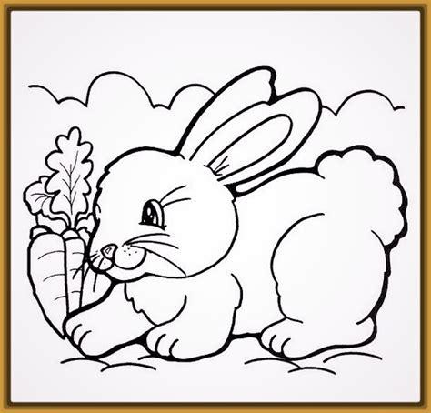 dibujos de conejitos para colorear e imprimir Archivos ...