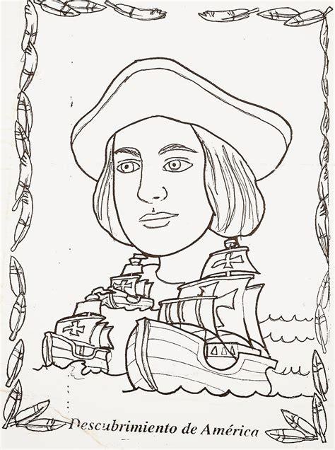 Dibujos de Cristobal Colon para Colorear | Dibujos de ...