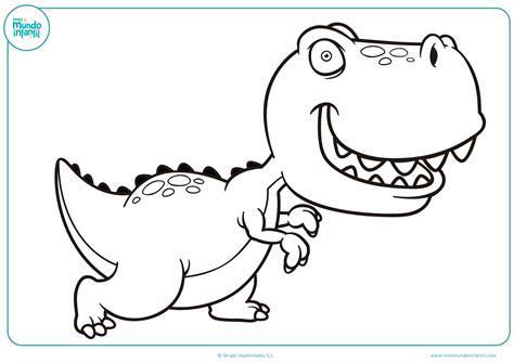 Dibujos De Dinosaurios On Dibujo De Dinosaurio Enfadado ...