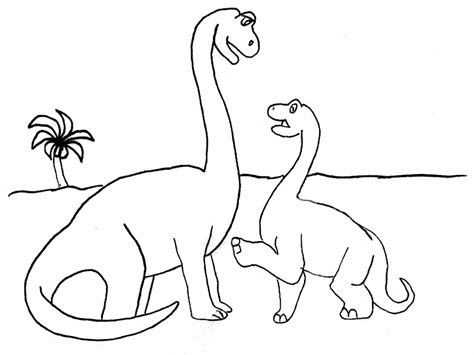 Dibujos de dinosaurios para colorear e imprimir - Imagui