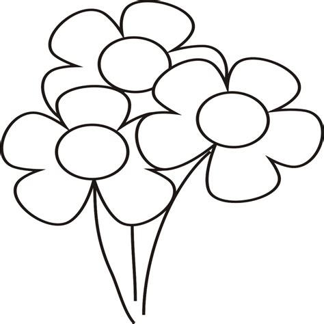 Dibujos De Flores Para Colorear Y Imprimir