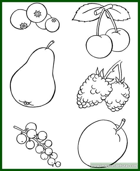 dibujos de frutas para imprimir a color Archivos ...