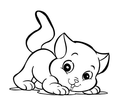 Dibujos de gatos para calcar - Rincon Util