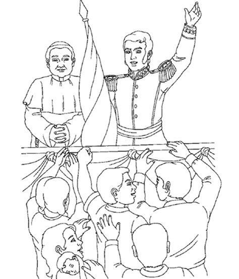 Dibujos De La Independencia Para Infantes Del Peru ...