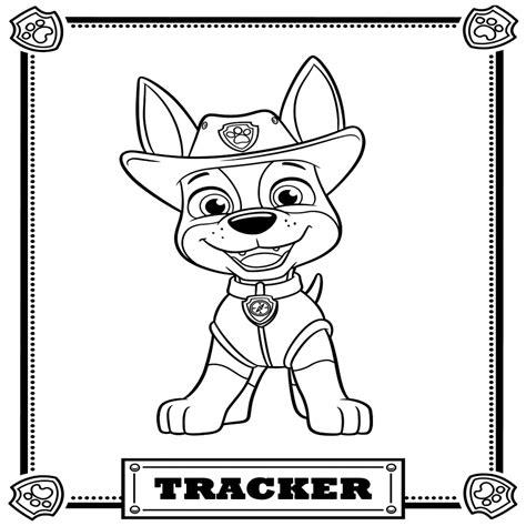 Dibujos De La Patrulla Canina Para Pintar Y Colorear Prar ...