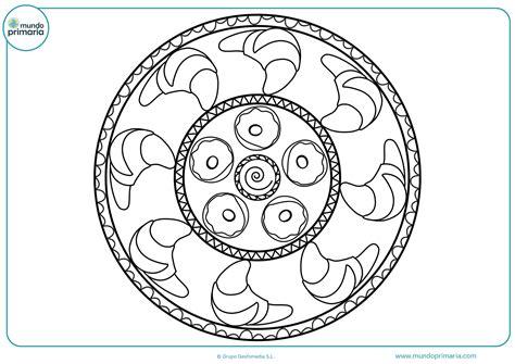 Dibujos De Mandalas Para Color On Dibujos Para Imprimir Y ...