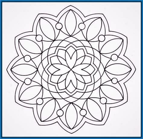 Dibujos De Mandalas Para Pintar Y Colorear | Holidays OO
