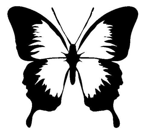 Dibujos de mariposas para calcar - Imagui