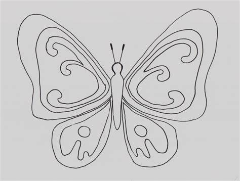 Dibujos De Mariposas Para Colorear Colores Pirograbado ...