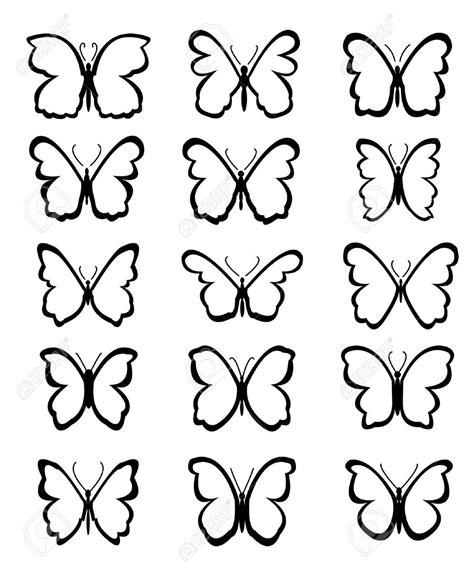 Dibujos de Mariposas Para Colorear   demariposas.com