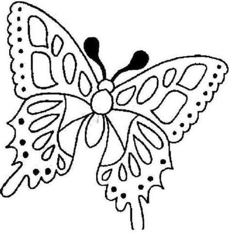 Mariposa Para Colorear E Imprimir Cantineoqueteveo