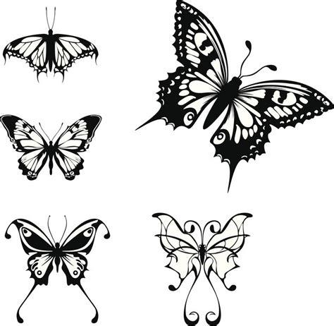 Dibujos de mariposas para tatuajes - Batanga
