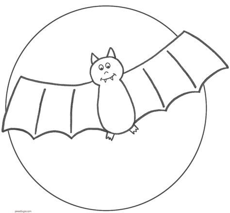 Dibujos de murciélagos para colorear