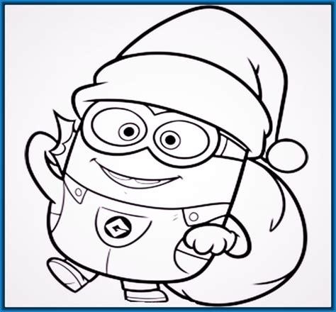 dibujos de navidad grandes para colorear e imprimir ...