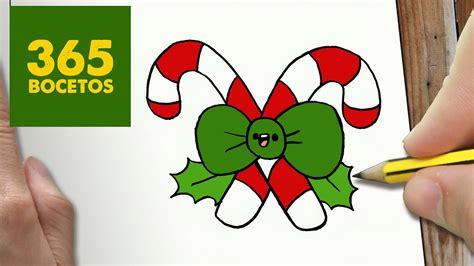 Dibujos De Navidad Kawaii Para Colorear ~ Ideas Creativas ...