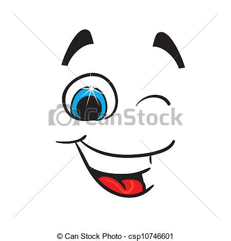 Dibujos de ojos alegres   Imagui