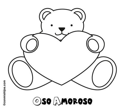 Dibujos De Ositos Dibujos Infantil De Ositos | Auto Design ...
