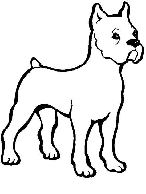 Dibujos de perros para colorear para niños   Imagenes De ...