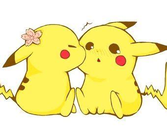 Dibujos de Pikachu Kawaii para dibujar, colorear, imprimir ...