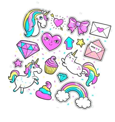 Dibujos De Unicornio Para Colorear Para Scargar Para Y ...
