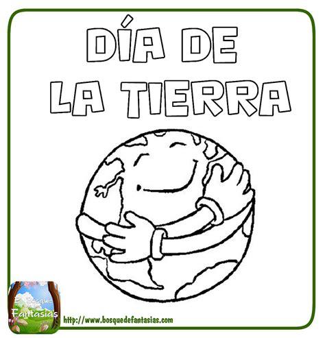 DIBUJOS DEL DÍA DE LA TIERRA ® Imágenes para colorear y pintar