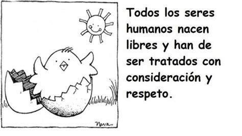 Dibujos del Día Internacional de los Derechos Humanos para ...