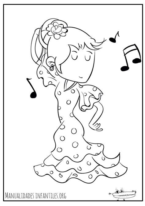 Dibujos Día de Andalucía - Manualidades Infantiles